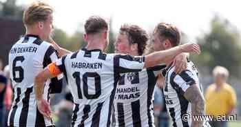 Overzicht | Gemert speelt doelpuntloos gelijk tegen Blauw Geel, UNA wint ook vierde thuisduel - Eindhovens Dagblad