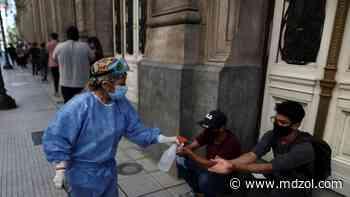 Coronavirus: la gran noticia que arrojó el reporte diario en la Ciudad de Buenos Aires - MDZ Online