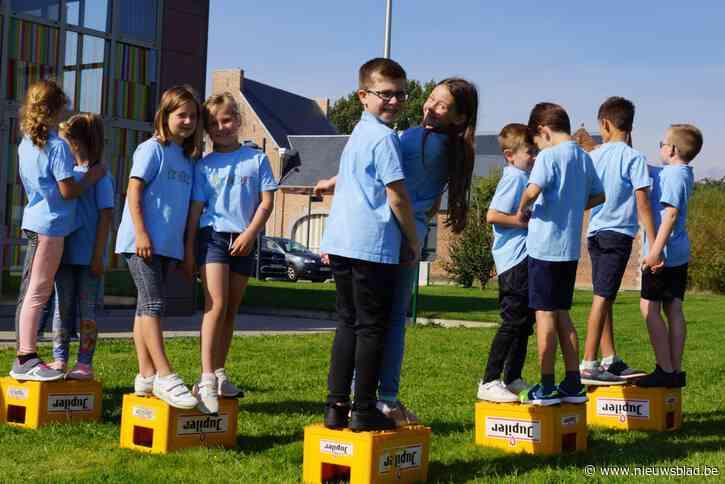 Jongeren leren samenwerken op belevingsrun voor scholen