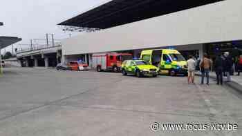 Even geen treinen tussen Lichtervelde en Kortrijk na ongeval aan station - Focus en WTV