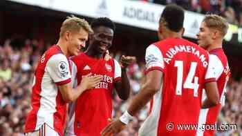 Saka makes bold Arsenal trophy prediction after thrilling north London derby win over Spurs
