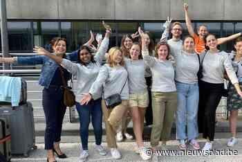 Mechelse studenten verzorgen onthaal tijdens prestigieuze expo in Dubai