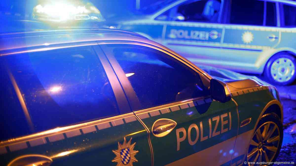 Tankstellenräuber bedroht in Kaufering Angestellte mit Waffe