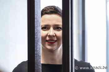 Wit-Russische oppositieleidster Kolesnikova wint Europese Vaclav Havelprijs voor mensenrechten