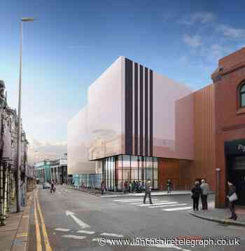 Major step forward for multi-million pound project bringing nine-screen cinema to Lancashire town