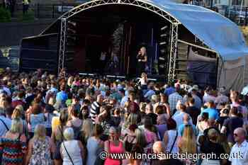 Darwen Live to take place with Black Grape and The Hoosiers