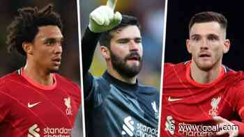 Alexander-Arnold, Robertson and Alisson added to Liverpool's captaincy group, Klopp confirms