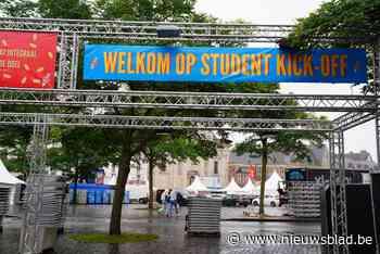 Student Kick-Off is klaar voor Regi, Jebroer en duizenden Gentse studenten
