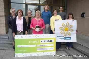 Boeken- en plantjesverkoop levert bijna 8.000 euro op voor Kom Op Tegen Kanker