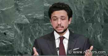 Jordan's crown prince contracts the coronavirus - Reuters