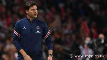 Pochettino: PSG need time to win trophies