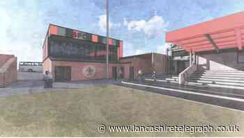 Accrington Stanley puts in plans to replace 1960s changing rooms