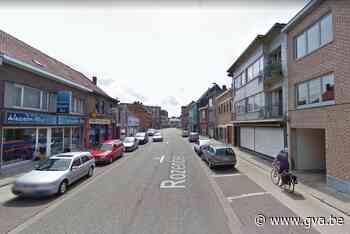 Doorgangsverbod op deel Rozenberg door afbraak bouwkraan (Mol) - Gazet van Antwerpen