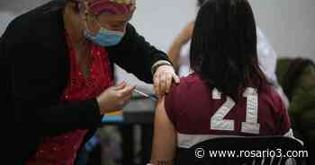 Coronavirus: continúa la vacunación a menores, ahora también en los barrios - Rosario3.com