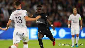 PSG need to do everything to beat Manchester City – Gueye
