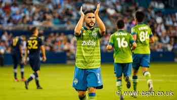 MLS Power Rankings: Seattle cements its superiority in the West