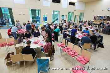 Wahlbeteiligung in Münster deutlich über dem Schnitt