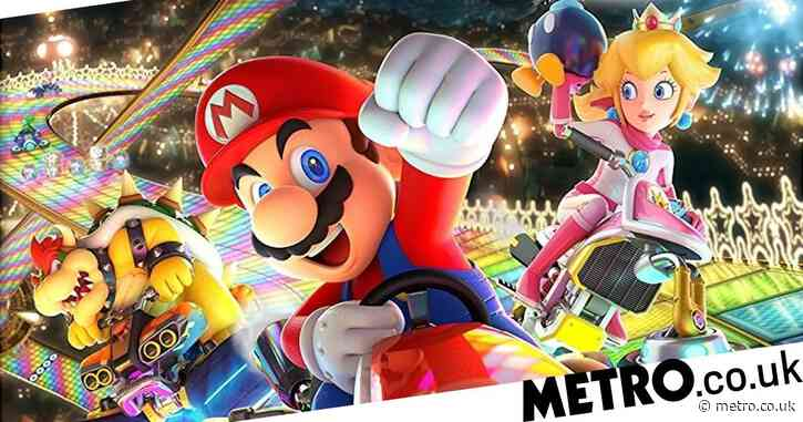 Mario Kart dethrones Deathloop from UK number one – Games charts 18 September