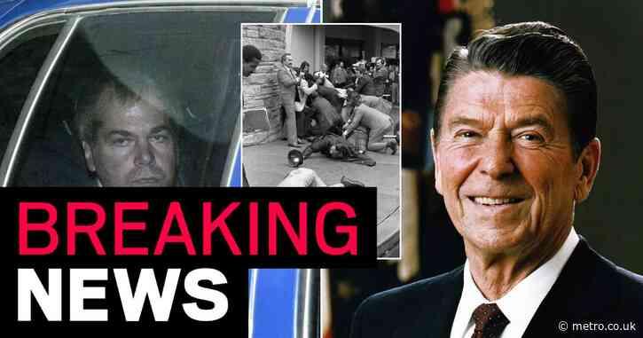 President Ronald Reagan shooter John Hinckley Jr granted unconditional release