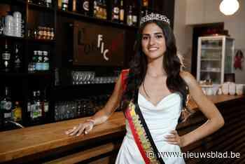 """Chiara Catanzaro (18), het mooiste meisje van Antwerpen: """"Te klein als model, perfect als Miss"""""""
