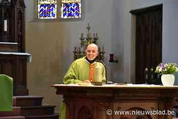 Pastoor Alvi vertrekt naar pastorale eenheid Heilige Veronica