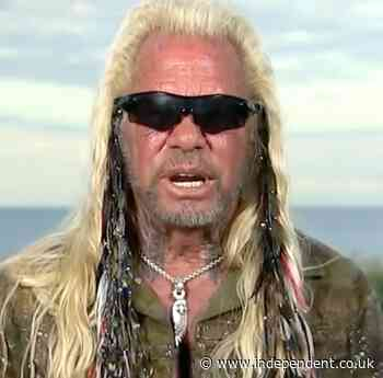 Brian Laundrie's mother calls 911 on Dog the Bounty Hunter as he joins search claiming to have 1,000 leads