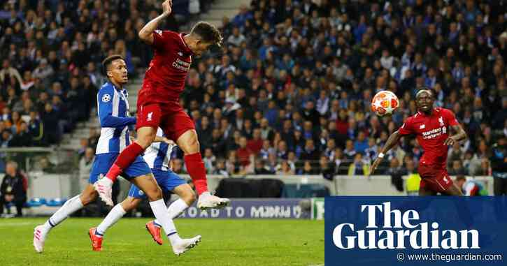 Klopp warns Liverpool to forget the past for trip to face 'top team' Porto