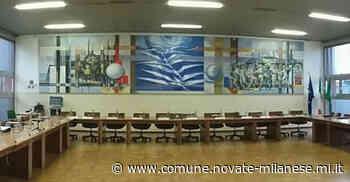 Convocazione del Consiglio Comunale - Comune di Novate Milanese