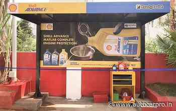 Shell partners ReadyAssist for lube change changes, could create 6,500 jobs - Autocar Professional
