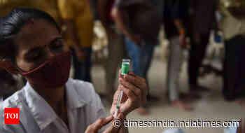 Coronavirus live updates: India's daily vaccination crosses 1 crore mark - Times of India