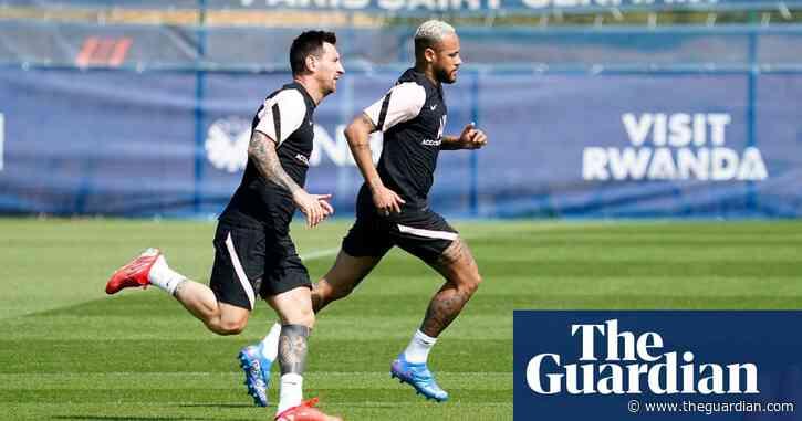 Lionel Messi fit to face Manchester City, says PSG coach Mauricio Pochettino