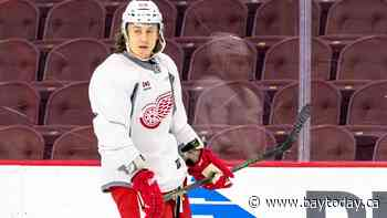 Sudbury's Tyler Bertuzzi only Red Wings player to refuse vaccine. Will lose $400,000 in pay