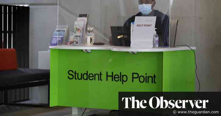 Britain's Covid-era university students may suffer 'impostor syndrome'