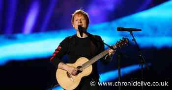 Ed Sheeran adds third date at Sunderland's Stadium of Light to Mathematics Tour