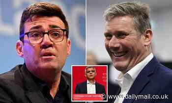 Andy Burnham claims that he and other Labour m get behind Keir