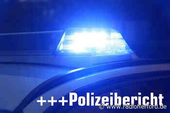 Bünder beschädigt Wahlplakat - Polizei ermittelt - Radio Herford