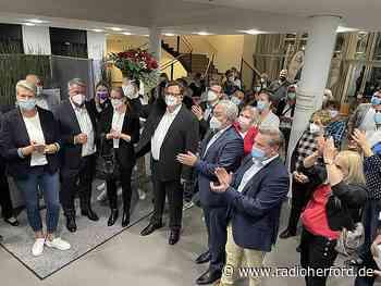 SPD-Kandidat Schwartze im Kreis Herford deutlich vorn - Radio Herford