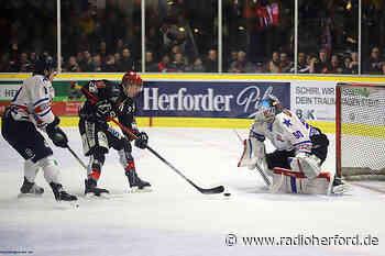 Herforder Eishockey Verein mit Derbysieg zum Saisonstart - Radio Herford
