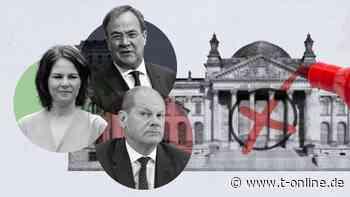 Bundestagswahl 2021 | Wahlkreis Herford – Minden-Lübbecke II (WK133): Das sind die Ergebnisse - t-online.de