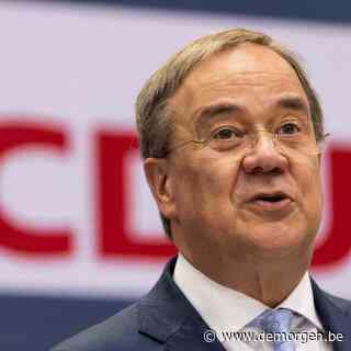 Eerste CDU-politici dringen Laschet naar uitgang als partijvoorzitter na pandoering bij verkiezingen