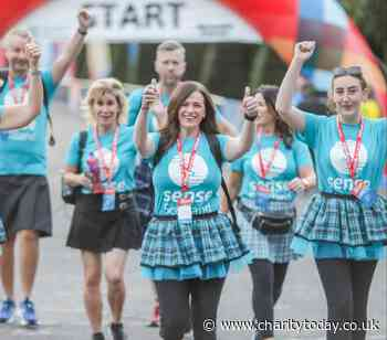 Kiltwalkers stride out to help Scotland's charities - Charity Today News
