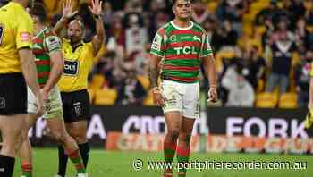 Latrell's partner hits out at NRL over ban - The Recorder