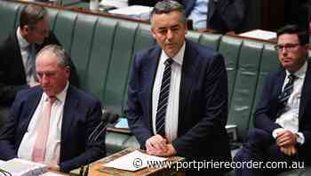 Nationals MP takes a break, blasts leader | The Recorder | Port Pirie, SA - The Recorder