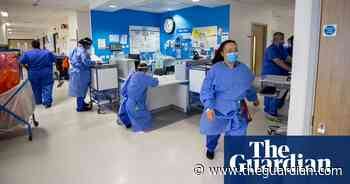 Hospitals in England relax Covid rules to help tackle waiting lists - The Guardian