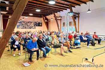 Dorf-Jubiläum: Viel Platz für Ideen