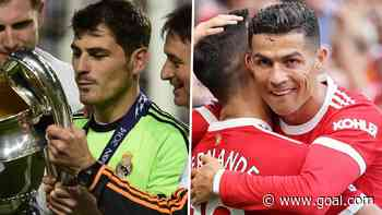 Champions League all-time record appearances: Ronaldo, Casillas & Europe's most enduring stars