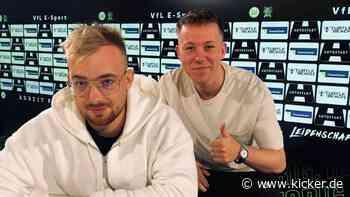 Pipe Crew-Verpflichtung: Wolfsburg verstärkt sich im Doppelpack - kicker