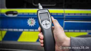 Wolfsburg: Trunkenbolde halten Polizei auf Trab – unglaubliche Werte - News38