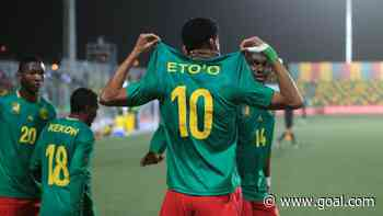 Etienne Eto'o: Cameroon youth star joins Portuguese club Vitoria Guimaraes