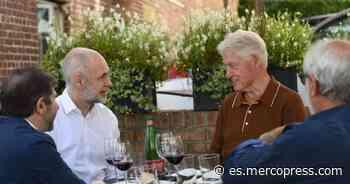 Alcalde de Buenos Aires almuerza con ex presidente Clinton - MercoPress